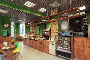 Пекарня «Мишка bakery» на Фермском шоссе
