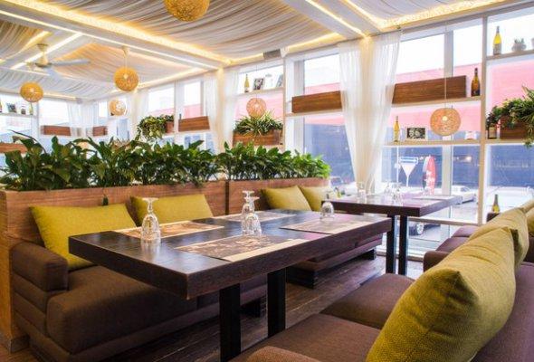 Ресторан Bona Capona на Комендантском  - Фото №0