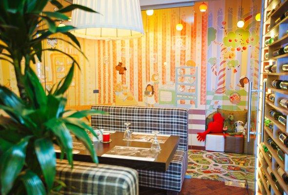 Ресторан Bona Capona на Комендантском  - Фото №4