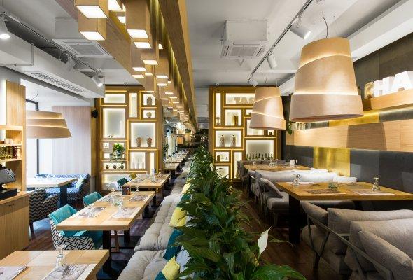 Ресторан Bona Capona на Московском проспекте - Фото №0