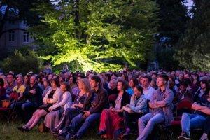 Summer music park: классика в Ботаническом саду