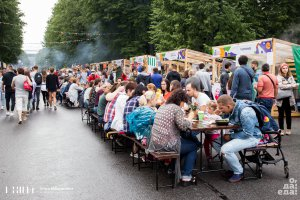 В Петербурге прошел шестой фестиваль «О, да! Еда!»