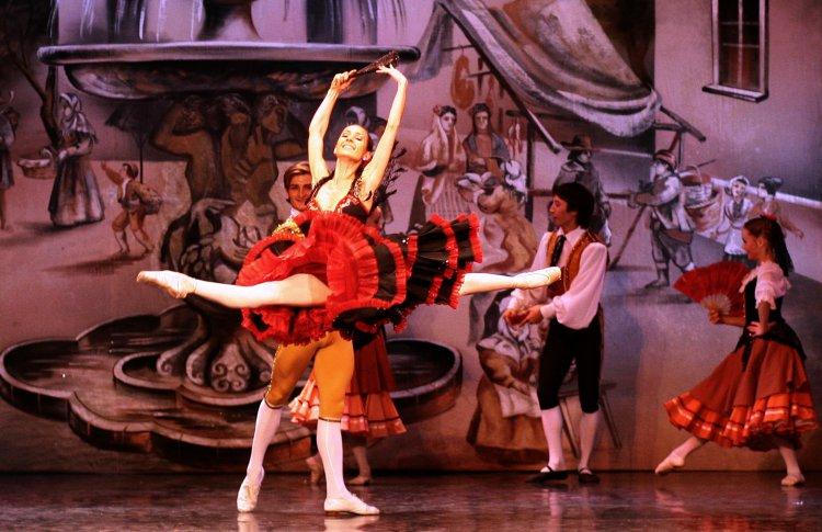 Moscow City Ballet - «Смирнов Балет»  на Летних балетных сезонах с 3 по 28 августа