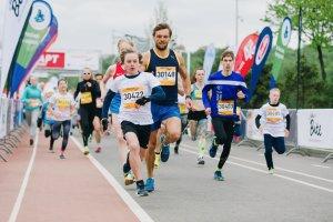 Полумарафон «Северная столица» пройдет в Петербурге