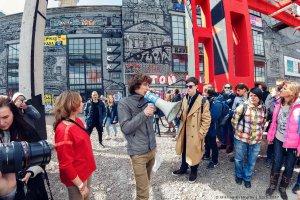 Андрей Зайцев: уличное искусство стремительно попсеет