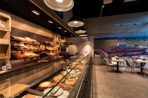 Пекарня «Хлебная Усадьба» в «Охта-молле»