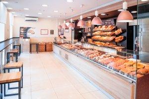 Пекарня «Хлебная Усадьба» на проспекте Ленина в Красном Селе