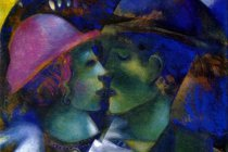 Выставка Марка Шагала «Любовники»
