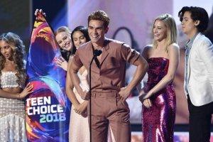 «Ривердэйл» и Marvel стали триумфаторами Teen Choice Awards