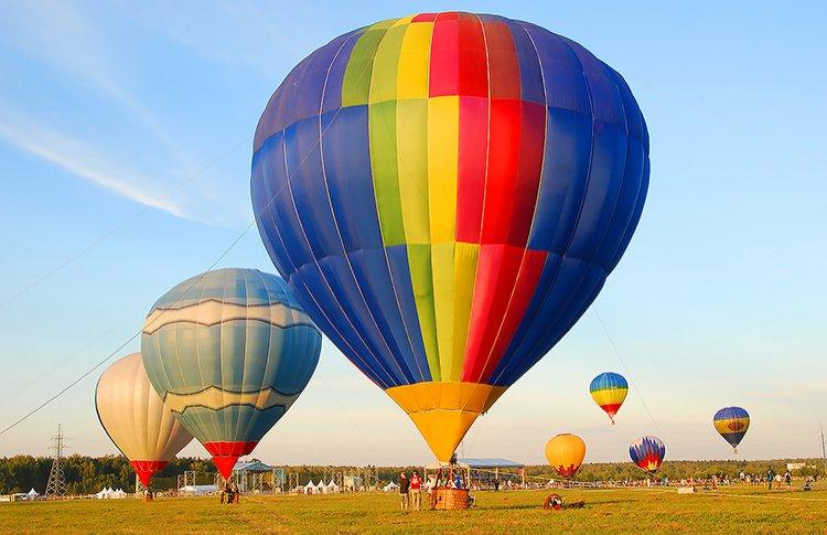 6 причин, почему нужно посетить фестиваль «Московское небо»