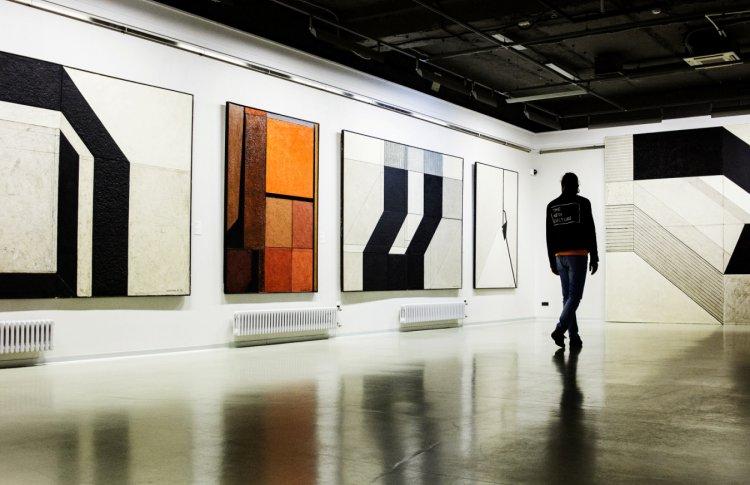 Музей современного искусства Эрарта и Эрарта-кафе, 29 линия В. О., 2