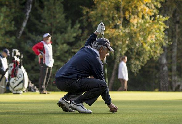 Международный гольф-турнир в рамках Евротура стартовал при поддержке ВТБ - Фото №12