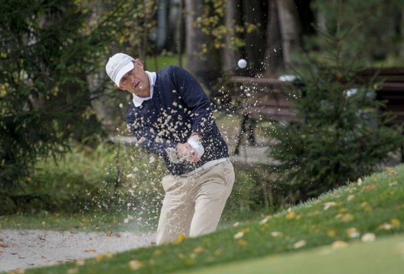 Международный гольф-турнир в рамках Евротура стартовал при поддержке ВТБ - Фото №10