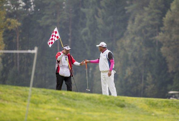 Международный гольф-турнир в рамках Евротура стартовал при поддержке ВТБ - Фото №9