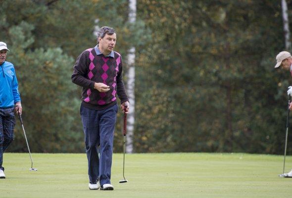 Международный гольф-турнир в рамках Евротура стартовал при поддержке ВТБ - Фото №8