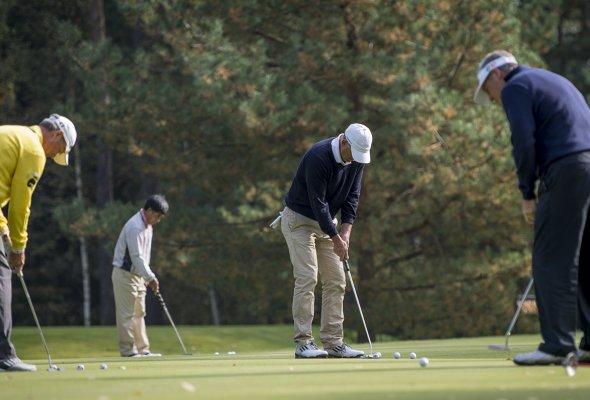 Международный гольф-турнир в рамках Евротура стартовал при поддержке ВТБ - Фото №5