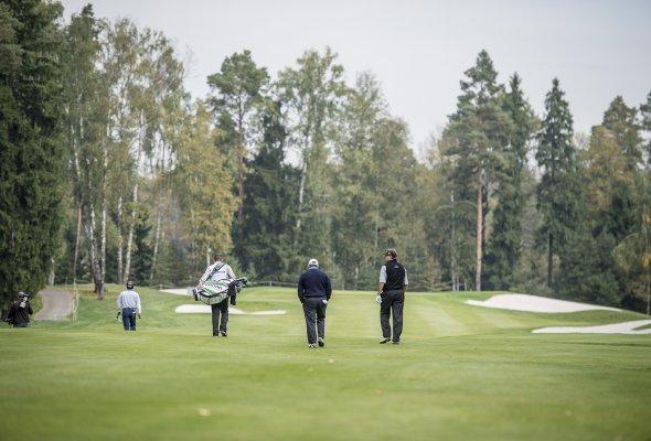 Международный гольф-турнир в рамках Евротура стартовал при поддержке ВТБ - Фото №4