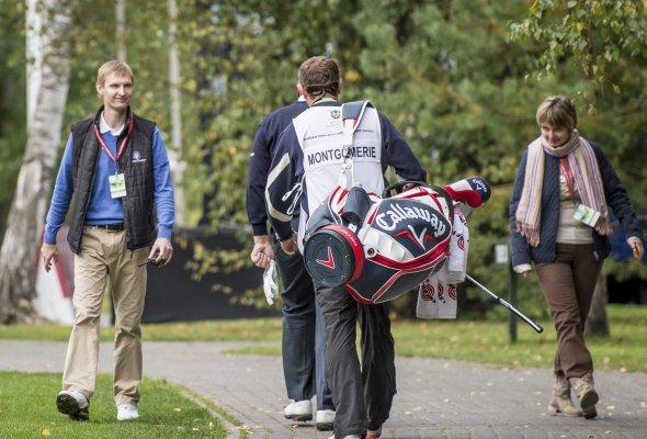 Международный гольф-турнир в рамках Евротура стартовал при поддержке ВТБ - Фото №3