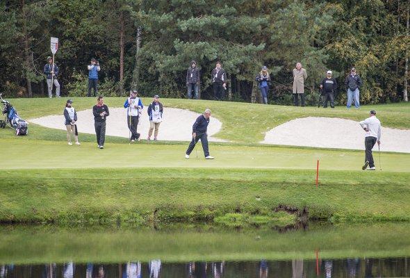 Международный гольф-турнир в рамках Евротура стартовал при поддержке ВТБ - Фото №2