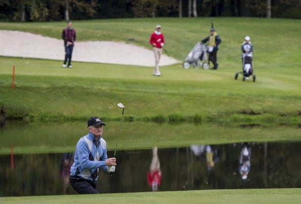 Международный гольф-турнир в рамках Евротура стартовал при поддержке ВТБ - Фото №1