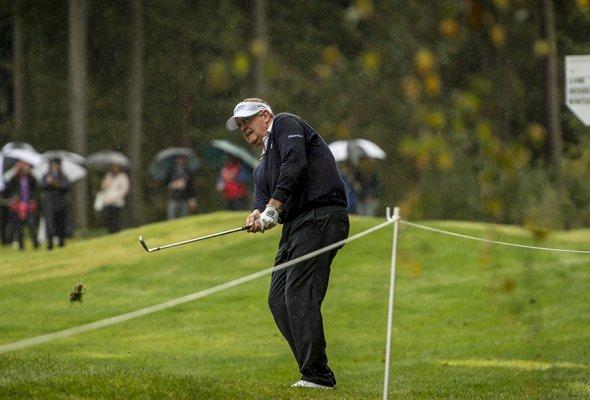 Международный гольф-турнир в рамках Евротура стартовал при поддержке ВТБ - Фото №0