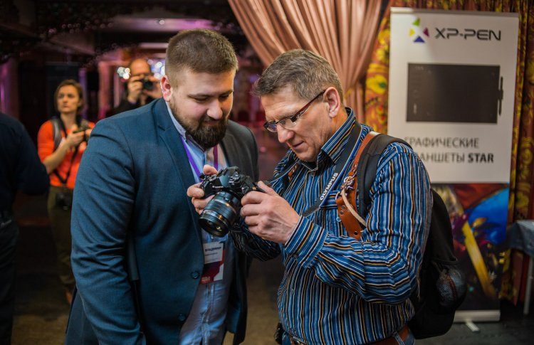 MoscowPhotoVideoFest 2018