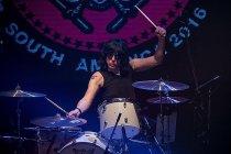 Марки Рамон из Ramones в «Главклубе»