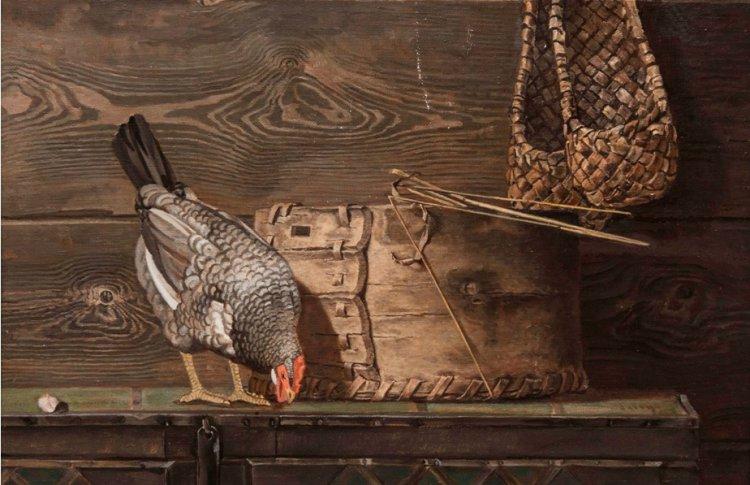 Выставка «Алексей Жабский. Судьба на холсте»