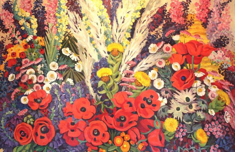 Мариам Асламазян. Истории солнечных цветов