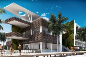 Открытие нового отеля TRS Coral Hotel в Мексике