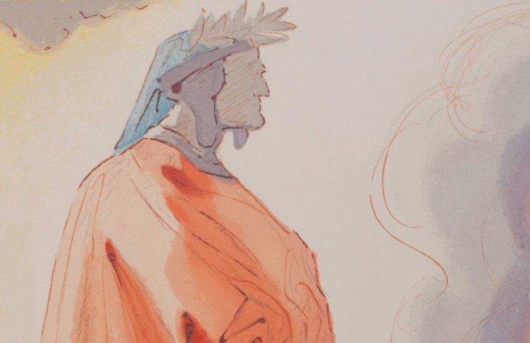 Божественная комедия Данте Алигьери и путь Сальвадора Дали через Ад и Чистилище в Рай