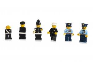 Минифигурка LEGO отмечает 40-летие