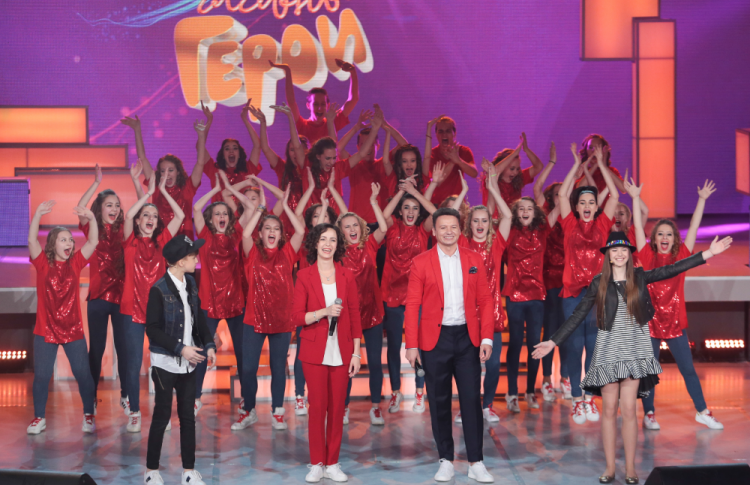 «Первый канал. Всемирная сеть» представляет  Национальную детскую премию «Главные герои-2018»