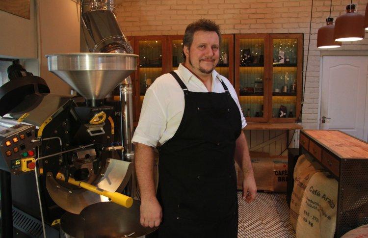 Алексей Малышевский: кофе с собой — это мода приезжих