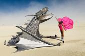 20 захватывающих фотографий с фестиваля Burning Man 2018