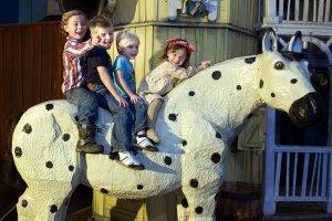 С детьми — в Скандинавию: опыт Тайм Аут