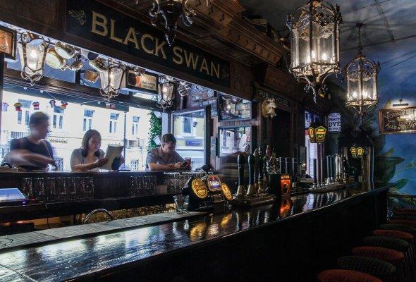Black Swan Pub & Shop - Фото №4