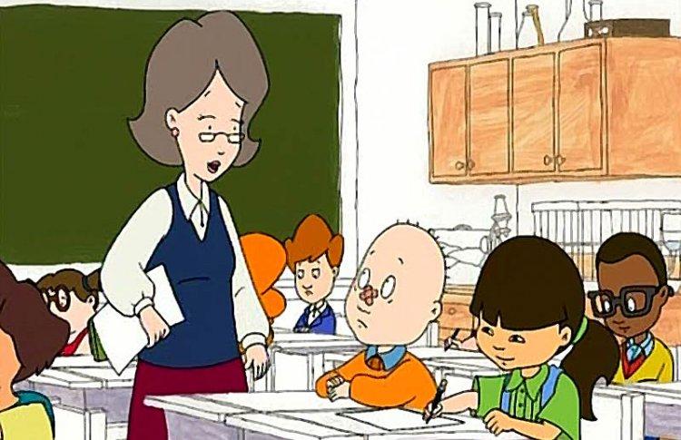 Достаем двойные листочки! 7 мультфильмов и мультсериалов о школьных ... ca818dac471