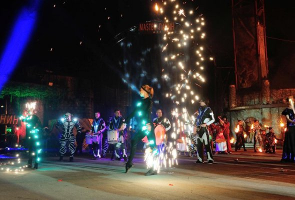 Вселенский карнавал огня 2018 - Фото №3