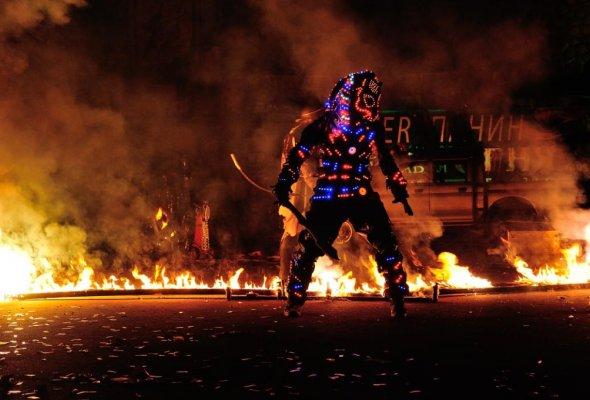 Вселенский карнавал огня 2018 - Фото №2