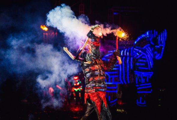 Вселенский карнавал огня 2018 - Фото №1