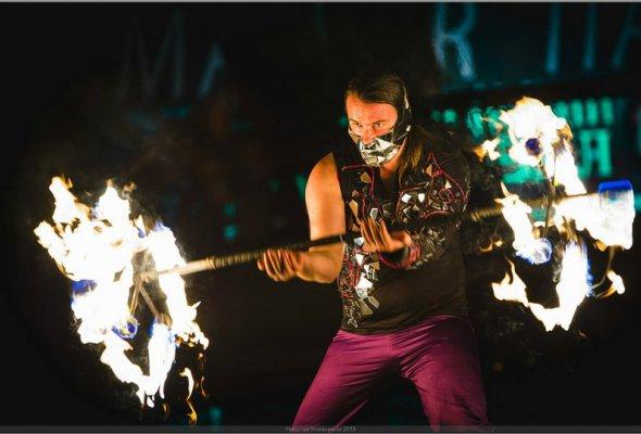 Вселенский карнавал огня 2018 - Фото №0