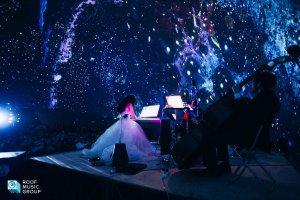 Иммерсивное шоу-концерт «Классика в темноте»