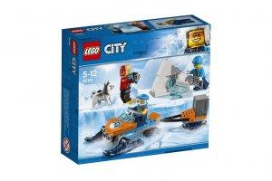 А мы пойдем на Север: герои LEGO City отправляются в арктическую экспедицию