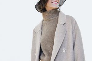 5 красивых пальто на осень
