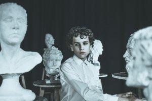 Премьера спектакля «Онегин» в «Приюте комедиантов»
