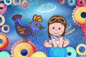 Премьера иммерсивного спектакля «Синяя птица» для самых маленьких