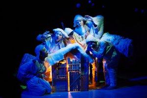 Премьера спектакля «Когда станет тепло» в Karlsson Haus