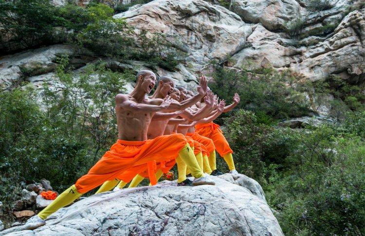 Легендарное шоу монахов Шаолинь «Мастера Кунг-Фу»
