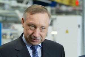 Губернатор Петербурга подал в отставку
